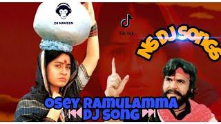 Osey ramulamma dj flok mix//with chatal ...