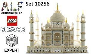 Lego Creator 10256 Taj Mahal Speed Build