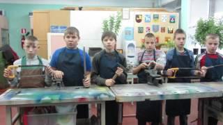 Страна читающая — «Мальчики 6 класса» читает произведение «Труд» В. Я. Брюсова