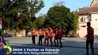 SMKN 2 Pacitan vs Sidoarjo