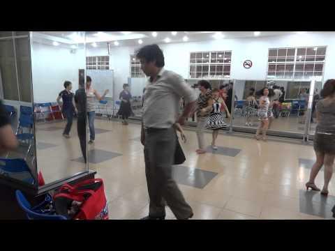 Tự học Khiêu vũ Bachata   Bài 1a