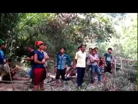 Clip vụ án giết 4 người tại Nghệ An