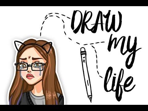 DRAW MY LIFE // MISS KRISS