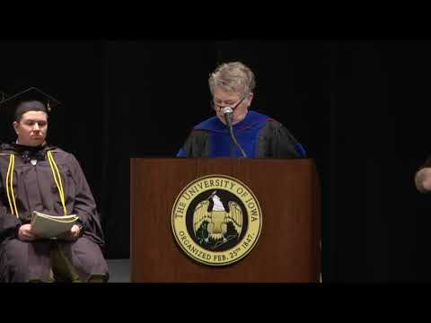 UI MBA Commencement - May 12, 2018