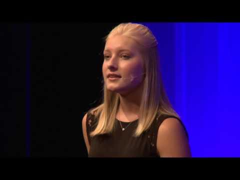Stand Beautiful | Chloe Howard | TEDxSantaBarbara