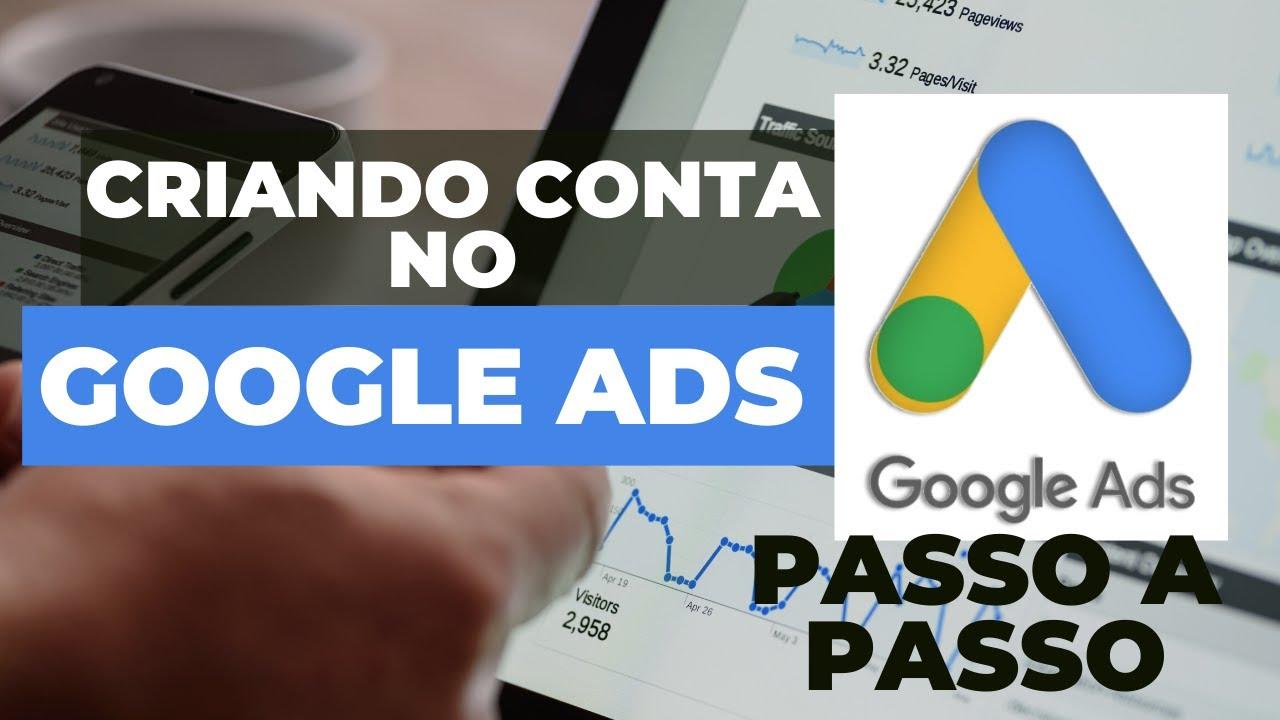Criando Conta No Google Ads [PASSO A PASSO 2020]