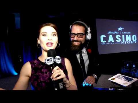 Dallas Stars Casino Night: Behind-the-scenes tour