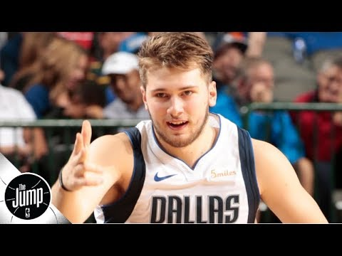 Sneaker free agent Luka Doncic playing his way into becoming next ...