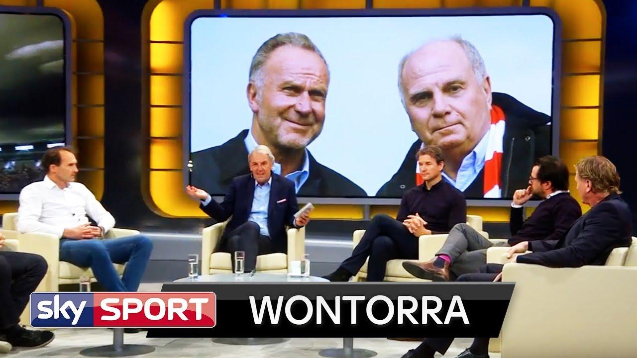 Bayern Pk Hat Kovac Geholfen Wontorra Der O2 Fußball Talk Sky
