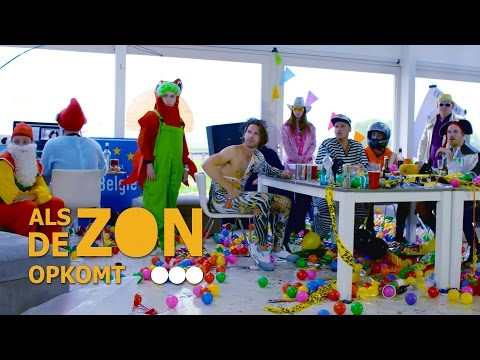 STUK - Als de Zon Opkomt [OFFICIAL VIDEO]