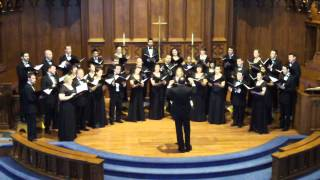 """Without a Song"", by Vincent Youmans - sung by the Chicago Chamber Choir"