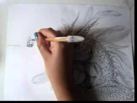 Serpiente Emplumada Drawing Youtube