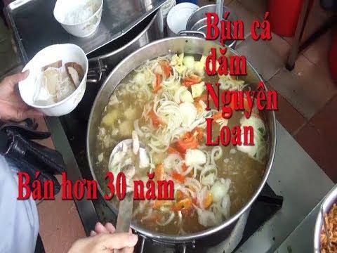 Quán bún cá – bánh canh cá tươi ngon, hấp dẫn ở phố biển Nha Trang -Guufood