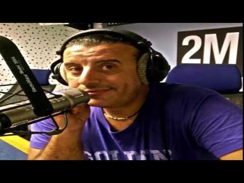صوت الجن على radio 2m على المباشر افزع المستمعين