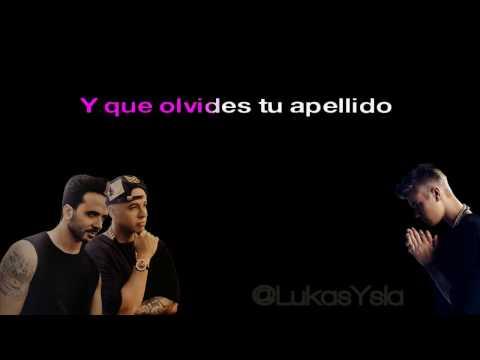 Despacito Remix - KARAOKE - Luis Fonsi feat Justin Bieber