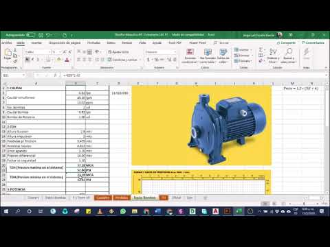 ¿Como diseñar un sistema a presion con Tanque Hidroneumatico?