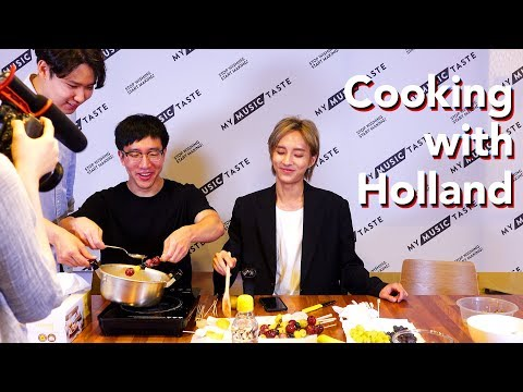 HOLLAND cooks with DKDKTV