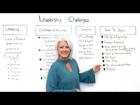 Leadership Challenges - Project Management Training