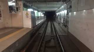 Тоннели Киевского метро, снятые машинистом(Тоннели Киевского метро, снятые машинистом., 2015-03-06T07:41:11.000Z)