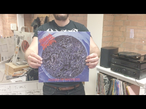 Morbid Angel - Altars Of Madness (FDR Vinyl Reissue)