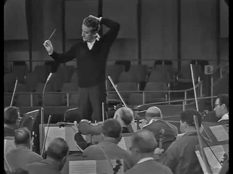 Strauss - Till Eulenspiegel (Rehearsal) - Celibidache, SRSO (1965) English Subtitles