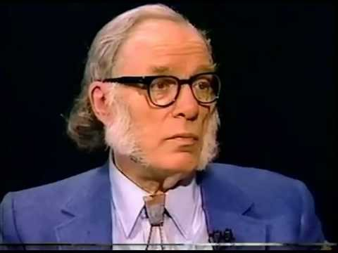 Sitting in Silence with Isaac Asimov