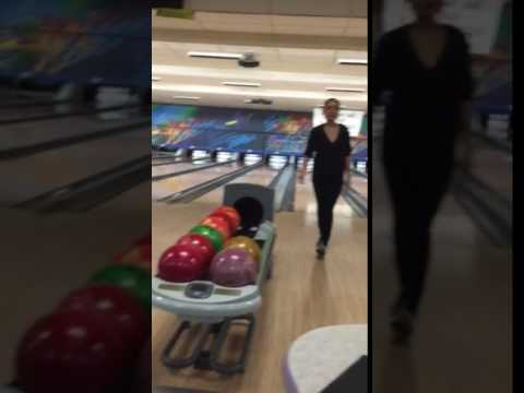 48e3d1cc62 Erika bowling at Chula Vista - YouTube