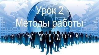 2. Методы работы в МЛМ: онлайн(в интернете) и оффлайн(живые встречи).  Способы привлечения партнеров.
