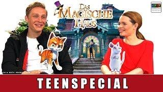Das magische Haus - Kinospecial | Matthias Schweighöfer | Karoline Herfurth