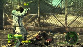 Anarchy Reigns Demo Gameplay Xbox 360