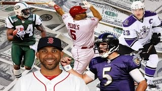 10 Most Overpaid Athletes In Sports Right Now