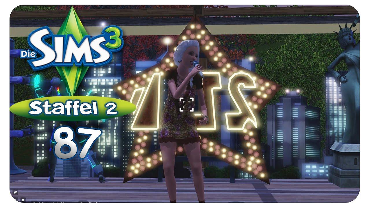 Sims 3 Gesangskarriere