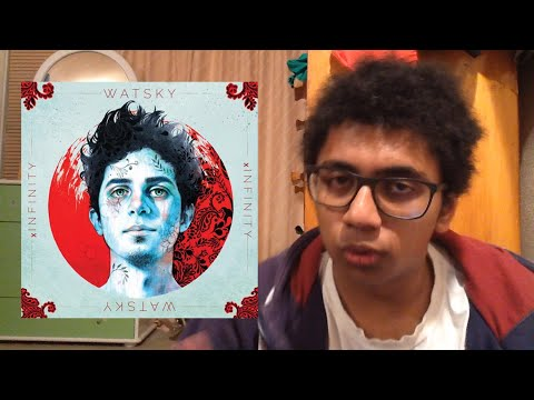 Watsky - X Infinity | Rick Reviews
