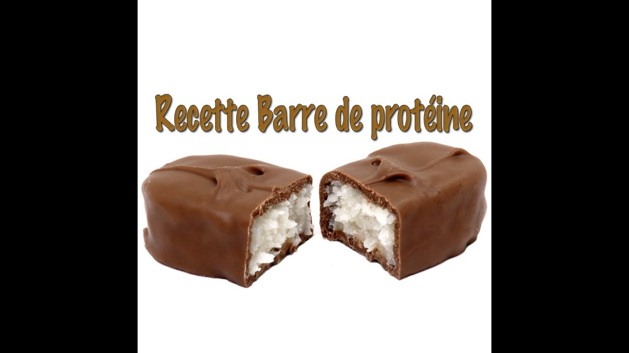 recette barre de prot ine protein bar. Black Bedroom Furniture Sets. Home Design Ideas