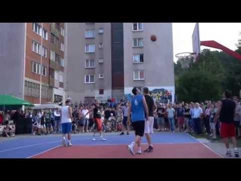 Ulicni basket  Mokusnice 24 08 2014