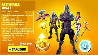 How to Get Battle Pass SEASON 2 FREE in Fortnite! (Fortnite Battle Pass 2 Free)