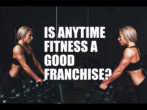 Anytime Fitness Franchise Review And Cost