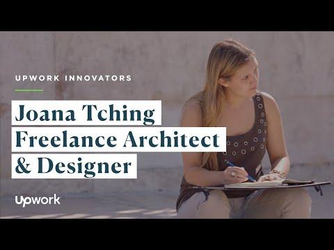 Upwork Innovators: Joana Tching | Freelance Architect & Designer