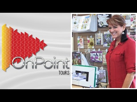 Tour Of Smith-Owen Sewing & Quilting Store (Ep. 107)