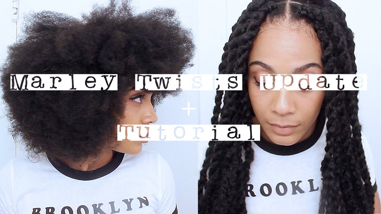 Marley Twists Update Tutorial Super Detailed Thenotoriouskia Youtube