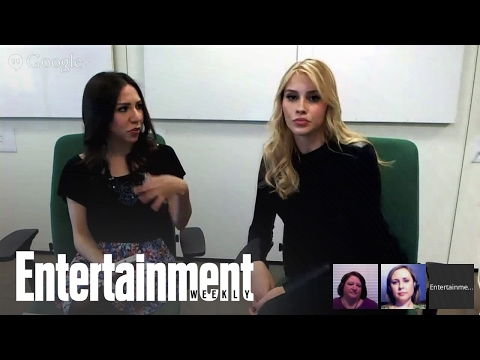 Hangout With Claire Holt Of 'The Originals' Ewtalksoriginals  Entertainment Weekly