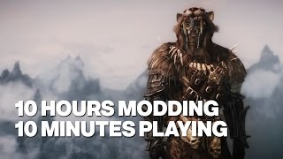 What's Good About Skyrim Modding