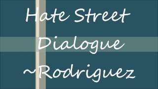Hate Street Dialogue Sixto Rodriguez HD HQ