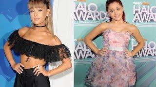 La Gran Perdida de peso de Ariana Grande / Ariana grande weight loss