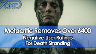 Metacritic Removes 6400 Negative Death Stranding User Ratings, Score Sees Huge Boost