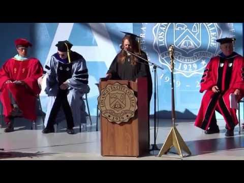 Graduation Ceremony LACC 2016