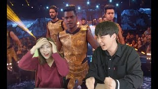 """Foreigner react to India Dance TEAM""""THE KINGS""""/World of Dance World Finals 2019"""