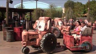Full Ride: Mater's Junkyard Jamboree in Cars Land at Disney California Adventure