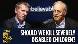 Should we euthanise severely disabled children? Peter Singer vs Andy Bannister