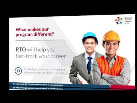 How can RTO help your career? Watch and find out!